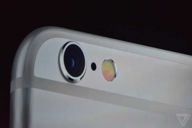iPhone 6S, 6S Plus trinh lang: Camera 12 MP, them mau hong hinh anh 3