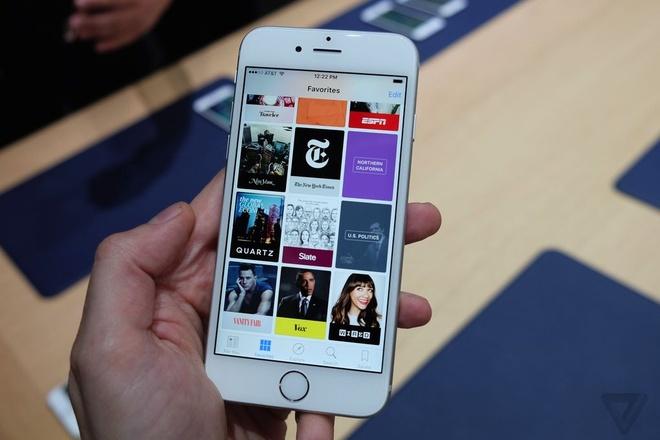 Vi sao iPhone 6S la ban nang cap dang mua nhat? hinh anh