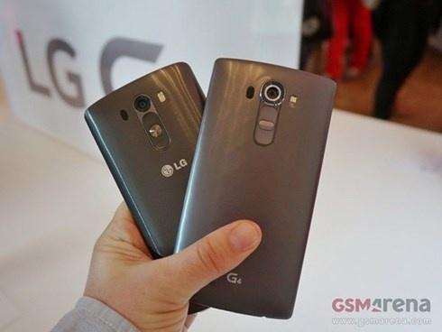LG giam gia smartphone cao cap de canh tranh hinh anh