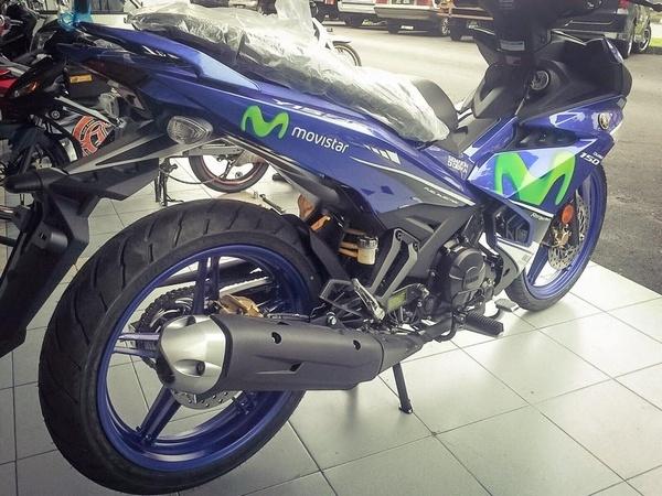 Yamaha Exciter 150 ra mat phien ban Movistar hinh anh 3