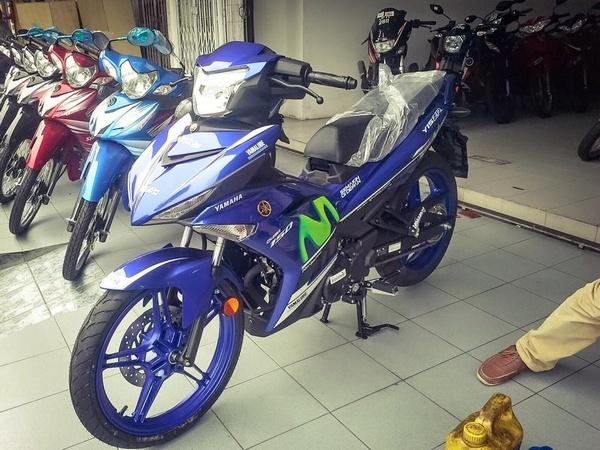 Yamaha Exciter 150 ra mat phien ban Movistar hinh anh 6