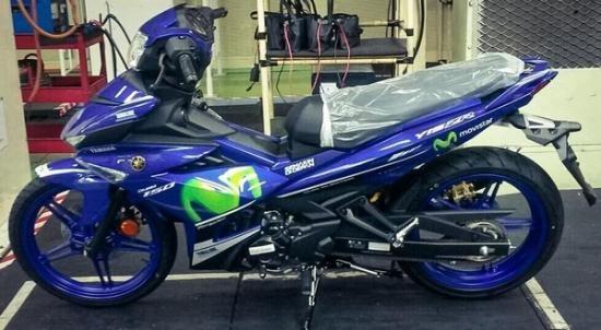 Yamaha Exciter 150 ra mat phien ban Movistar hinh anh 7