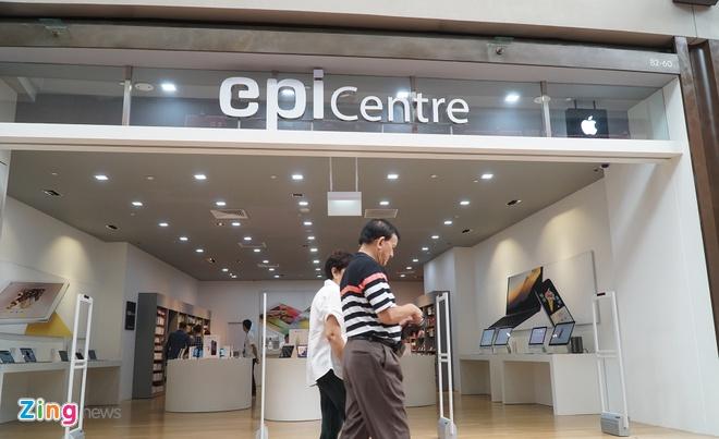 'iPhone khong phai hang hot tai Singapore' hinh anh 1