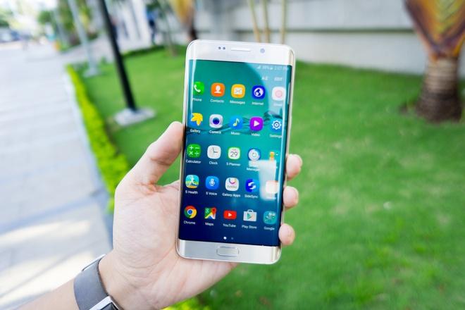 Danh gia Galaxy S6 Edge+: Smartphone man hinh lon dang dung hinh anh