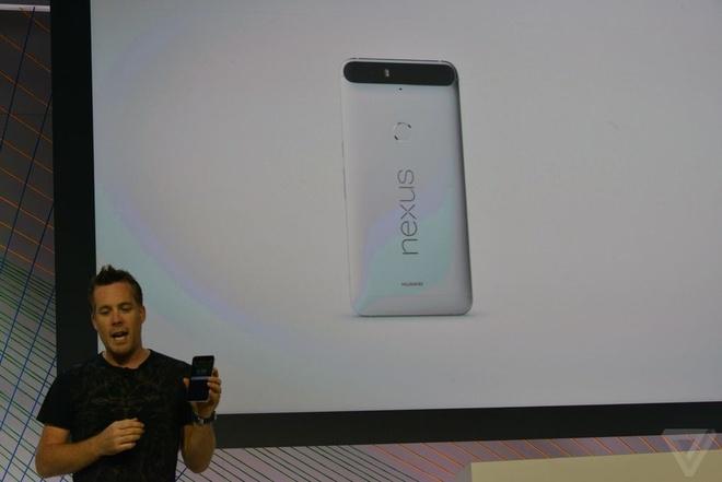 Google ra mat Nexus 5X va 6P dung cam bien van tay va USB-C hinh anh