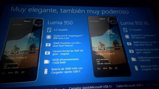 Surface Pro 4 va 3 mau Lumia ra mat dem nay hinh anh