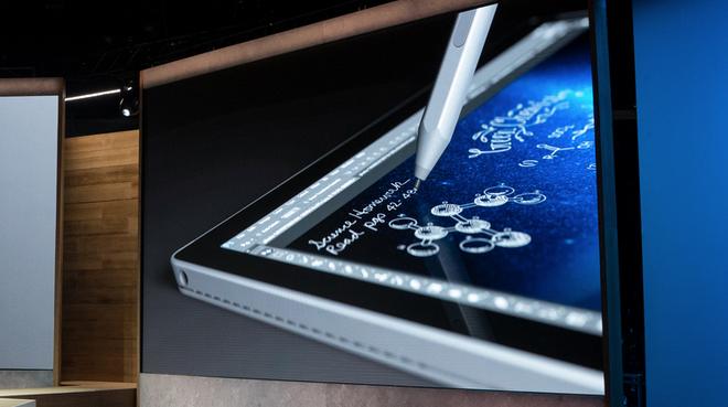 Surface Pro 4 sieu mong ra mat, manh hon Macbook Air hinh anh 2
