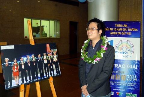 Ga IT 9X va ung dung quan ly chi tieu trieu download hinh anh 3 Lập trình viên trẻ Ngô Xuân Huy. Ảnh: ActionVN.