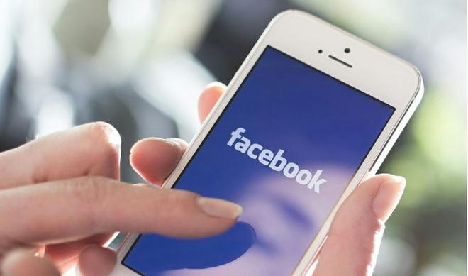 Ung dung Facebook tren iOS 9 gap loi dot pin hinh anh