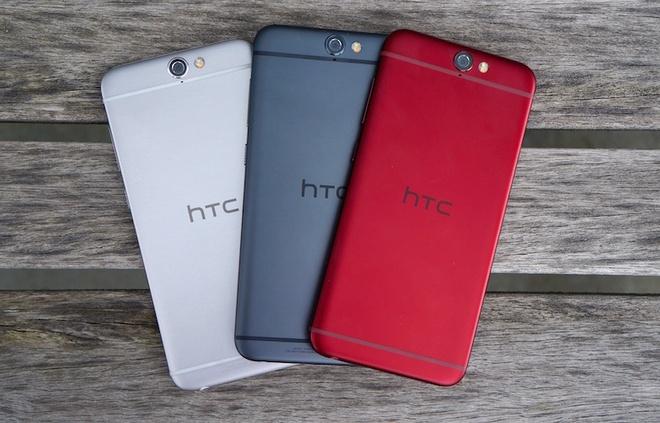 Anh HTC One A9 RAM 3 GB, giong iPhone 6 vua ra mat hinh anh