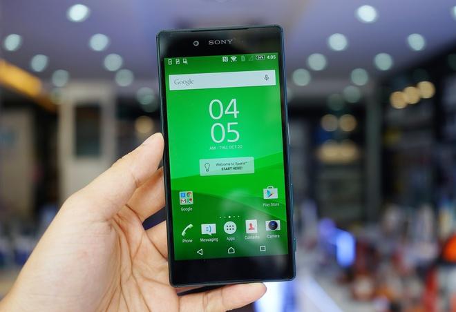 Mo hop Sony Xperia Z5 phien ban James Bond o Viet Nam hinh anh 2