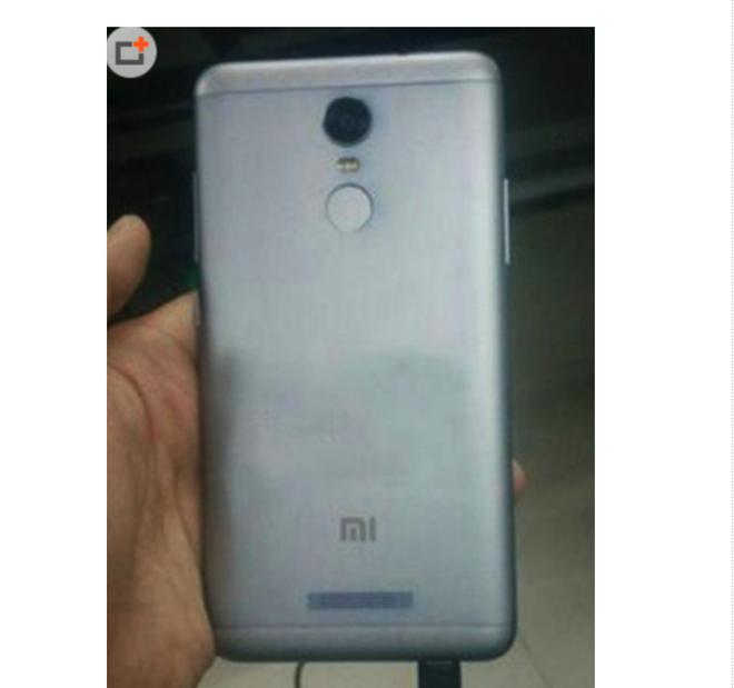 Xiaomi sap ra smartphone giong iPhone 6 Plus hinh anh