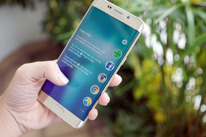 Nhung doi thu cua iPhone 6S chinh hang tai Viet Nam hinh anh