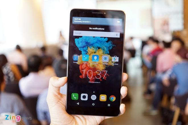 Hai smartphone man hinh lon cua Lenovo gia tu 3,9 trieu o VN hinh anh 1