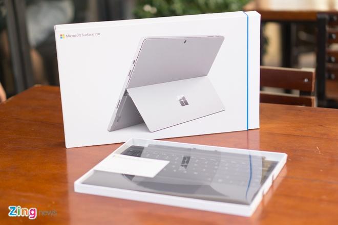 Mo hop Surface Pro 4 gia gan 30 trieu vua ve Viet Nam hinh anh 1
