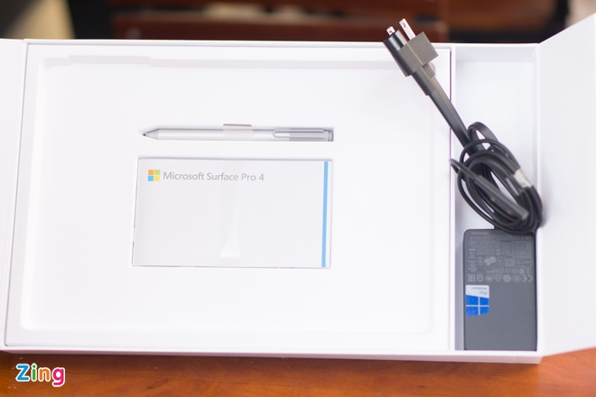 Mo hop Surface Pro 4 gia gan 30 trieu vua ve Viet Nam hinh anh 3