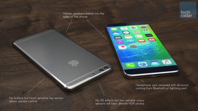 iPhone 7 se chong nuoc va them RAM hinh anh