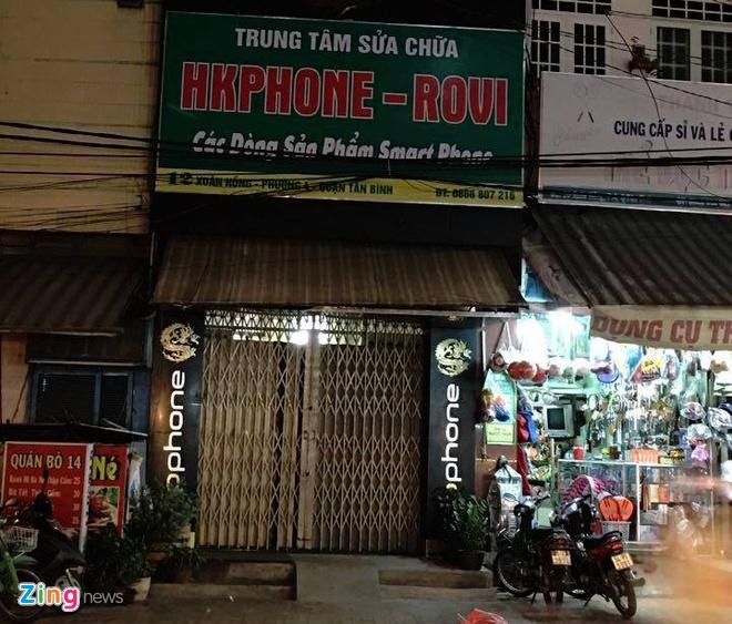 Rovi HKphone bien mat khoi thi truong hinh anh 1