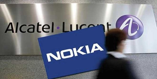 Nokia hoan tat thau tom Alcatel vao dau nam 2016 hinh anh 1