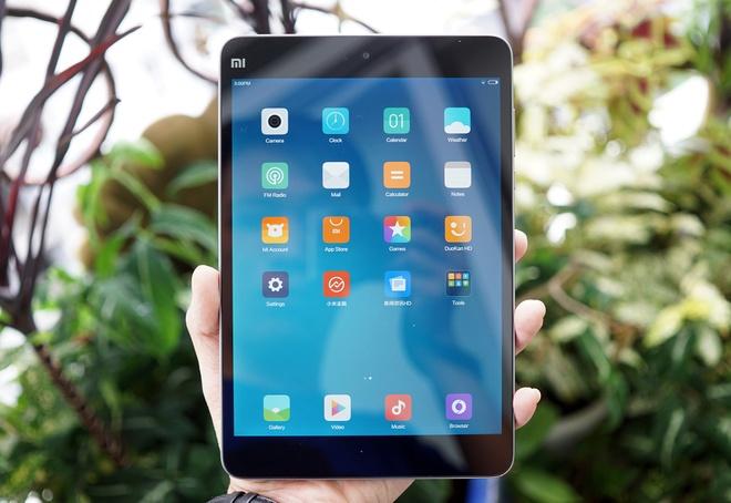 Tablet giong iPad Mini, dung USB-C, gia 4,2 trieu ve VN hinh anh