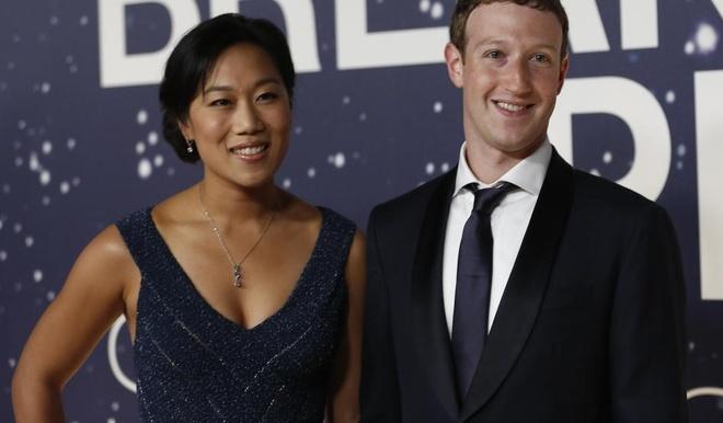 Mark Zuckerberg don con gai dau long, hien 99% tai san hinh anh 2