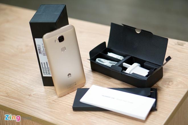 Mo hop smartphone camera 13 MP, co sac nhanh cua Huawei hinh anh 3