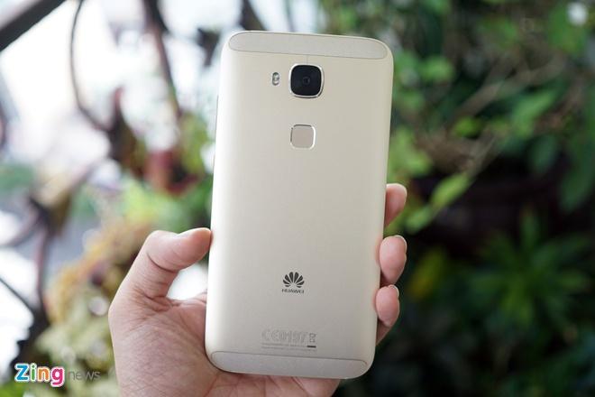 Mo hop smartphone camera 13 MP, co sac nhanh cua Huawei hinh anh 5