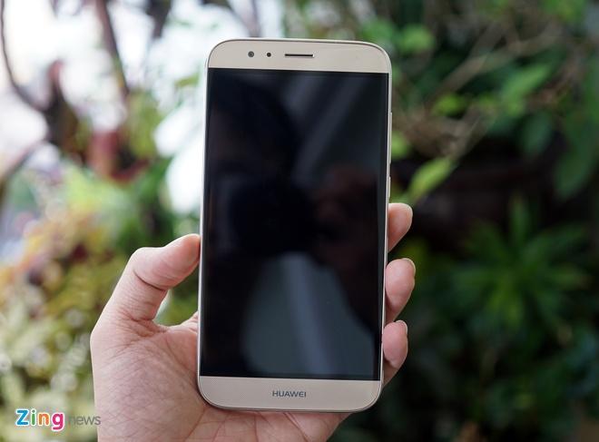 Mo hop smartphone camera 13 MP, co sac nhanh cua Huawei hinh anh 4
