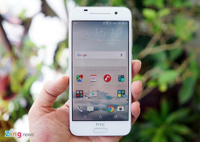 Mo hop HTC One A9 vua len ke hinh anh 3