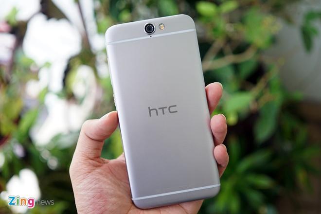 Mo hop HTC One A9 vua len ke hinh anh 10