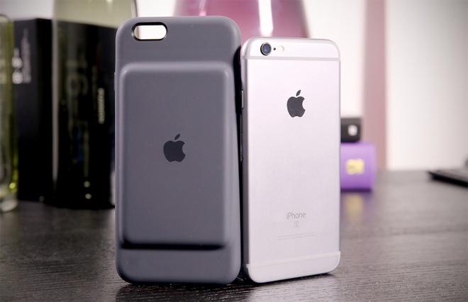 Anh thuc te op lung ki di cua Apple gia 99 USD cho iPhone 6S hinh anh