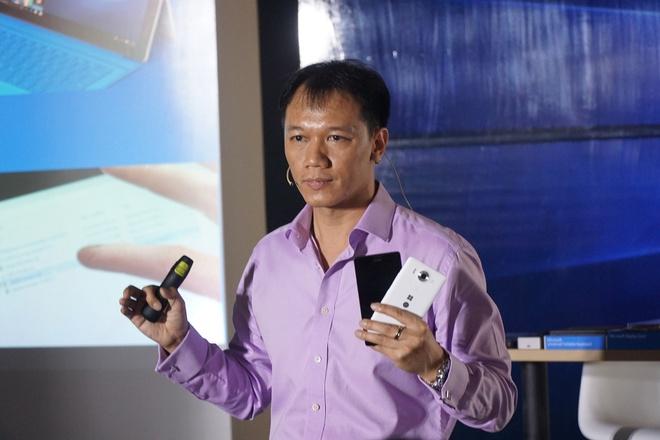 Lumia 950 va 950 XL ra mat tai VN, gia tu 13,9 trieu dong hinh anh