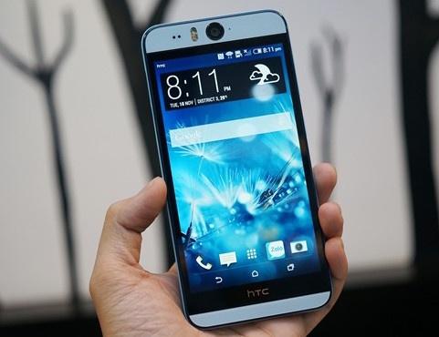 HTC Desire Eye camera truoc 13 MP ha 4,5 trieu dong hinh anh
