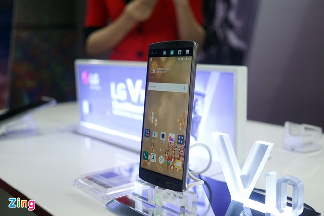 LG V10 chinh hang gia 16 trieu dong hinh anh 2