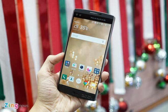 LG V10 chinh hang gia 16 trieu dong hinh anh 6