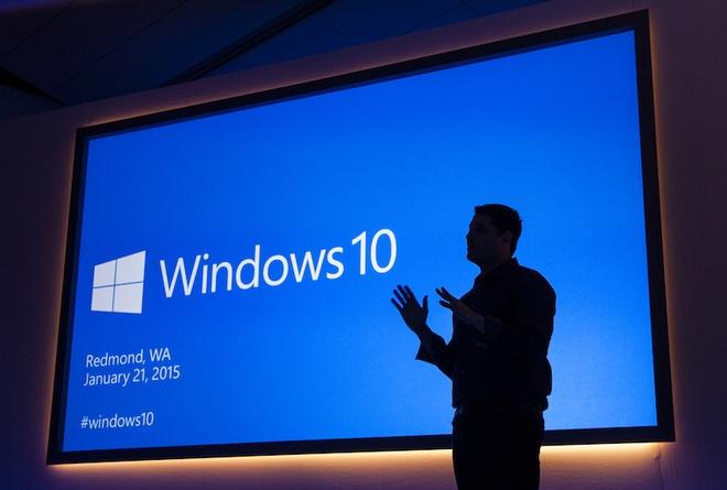 Microsoft cuong ep nguoi dung nang cap len Windows 10 hinh anh