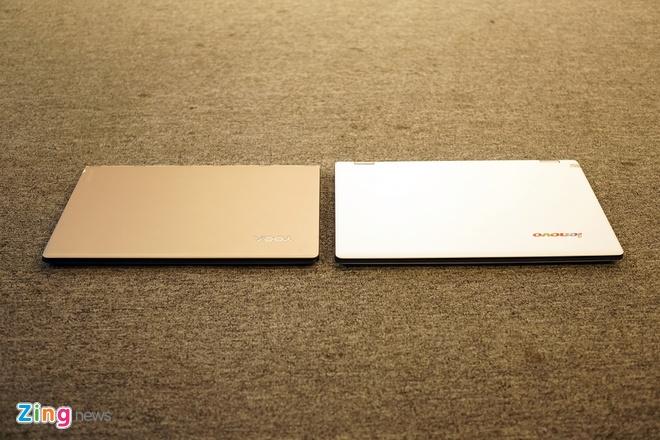Lenovo ra mat 2 laptop Yoga sieu mong chay Windows 10 o VN hinh anh 2