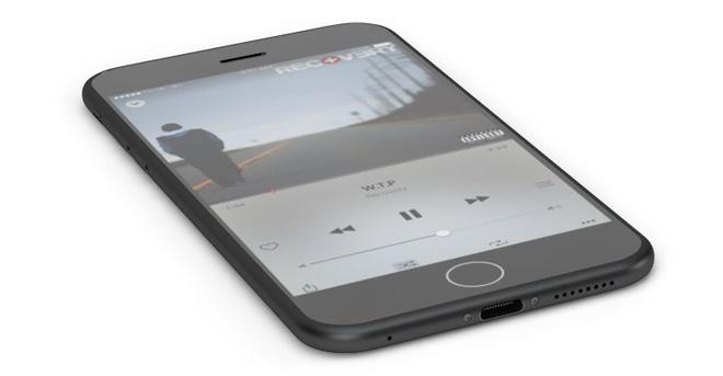 Ban thiet ke iPhone 7 mong, loai bo cong tai nghe hinh anh