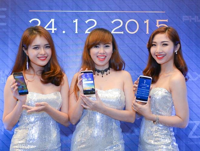 ZTE ra mat 5 smartphone tai Viet Nam, gia tu 2,6 trieu dong hinh anh