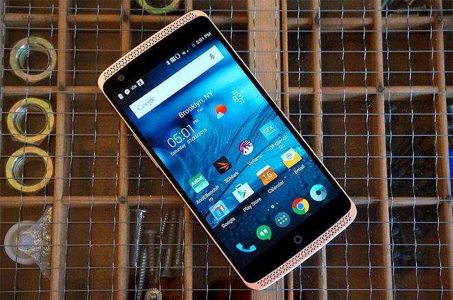 ZTE ra mat 5 smartphone tai Viet Nam, gia tu 2,6 trieu dong hinh anh 2