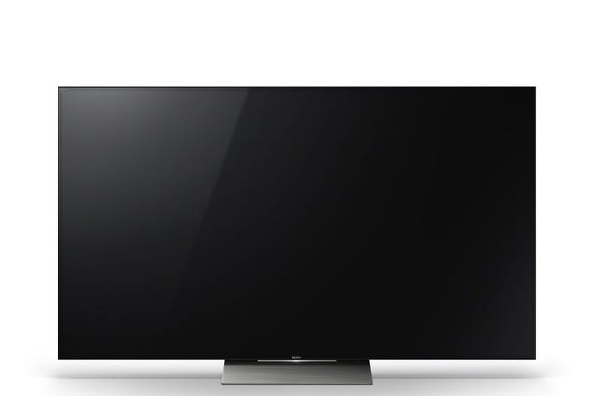 Loat TV the he 2016 vua trinh lang tai CES hinh anh 1