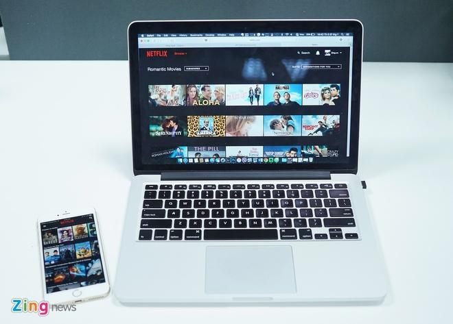 Dung thu Netflix tai VN: Chay nhanh nhung chua net hinh anh 1