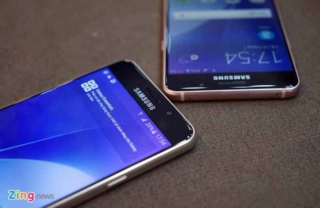 Mo hop Galaxy A5 va A7 ban 2016 vua len ke tai VN hinh anh 9