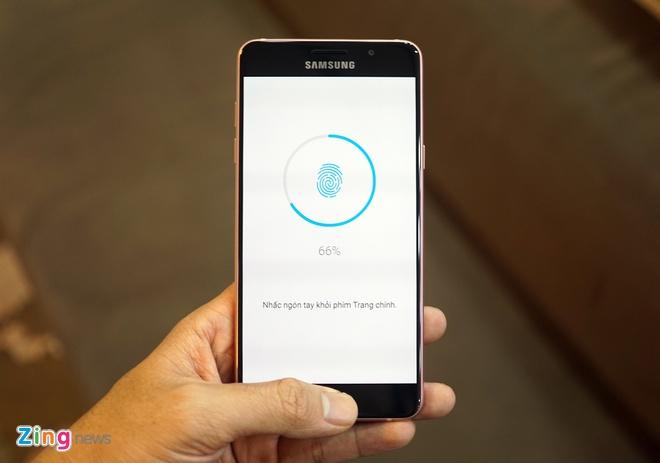 Mo hop Galaxy A5 va A7 ban 2016 vua len ke tai VN hinh anh 10