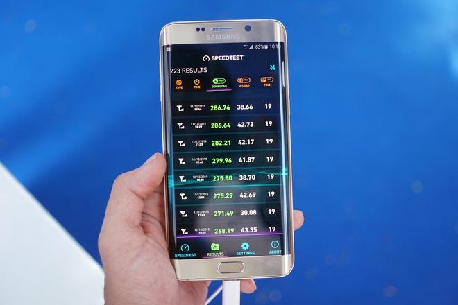 VinaPhone thu nghiem 4G tai TP HCM hinh anh