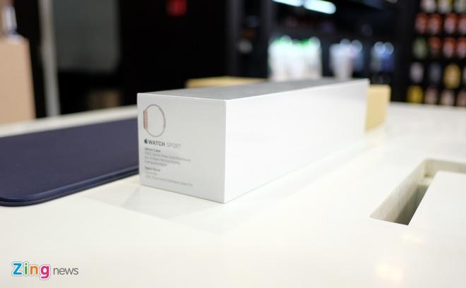 Apple Watch chinh hang vua ban o VN, gia tu 11,6 trieu hinh anh 1