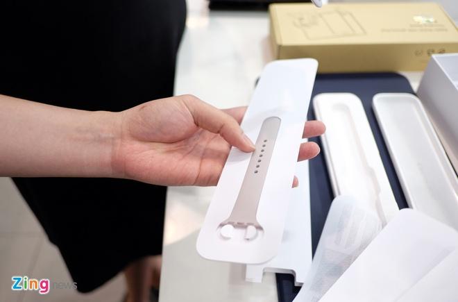 Apple Watch chinh hang vua ban o VN, gia tu 11,6 trieu hinh anh 5
