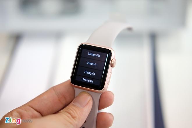 Apple Watch chinh hang vua ban o VN, gia tu 11,6 trieu hinh anh 10