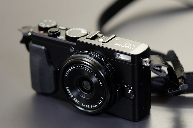 Fujifilm X-Pro 2 gia 40 trieu o VN hinh anh 3