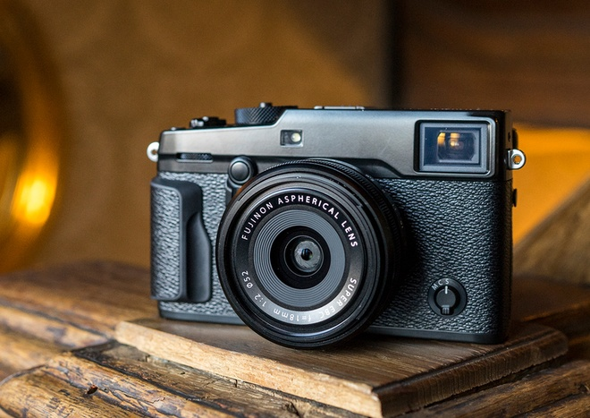 Fujifilm X-Pro 2 gia 40 trieu o VN hinh anh